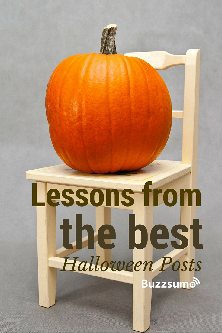 Lessons from the best Halloween posts for Facebook