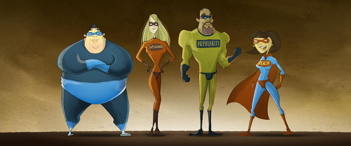 BuzzSumo Influencers
