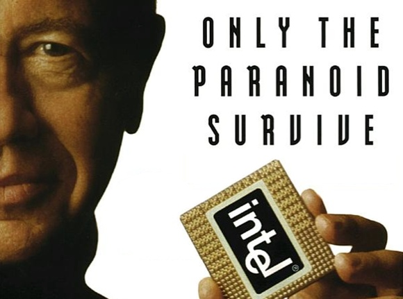only-the-paranoid-survive
