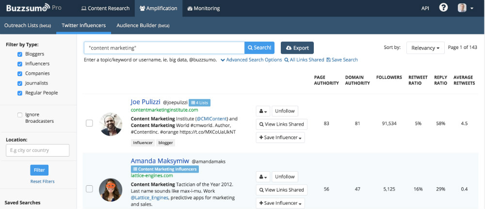 buzzsumo-influencers