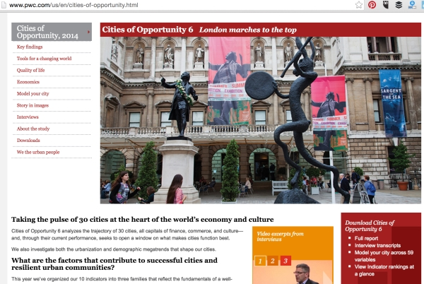 Example of research content at pwc.com