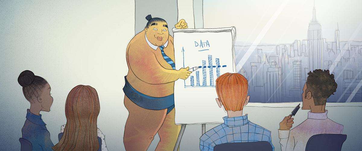 Sumo Flip Chart