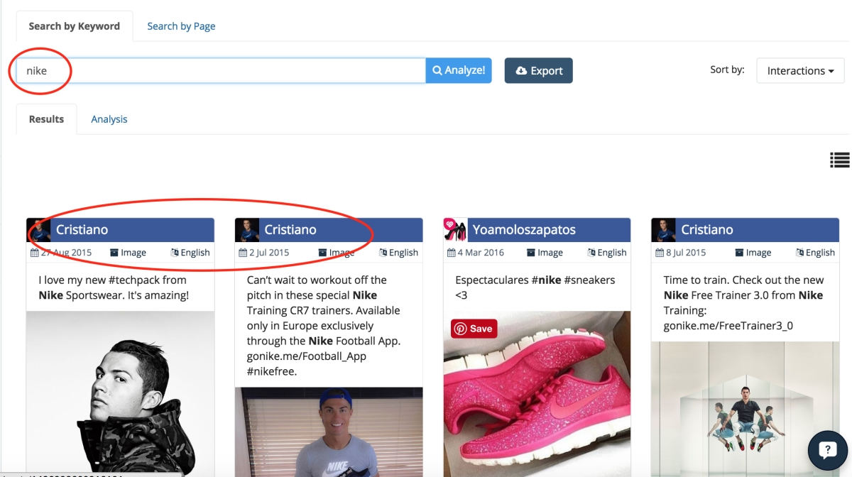 case study of social marketing case of nike Working closely with nike and asos, we created a series of social-first videos   we partnered with several media chain brands, including student problems,.