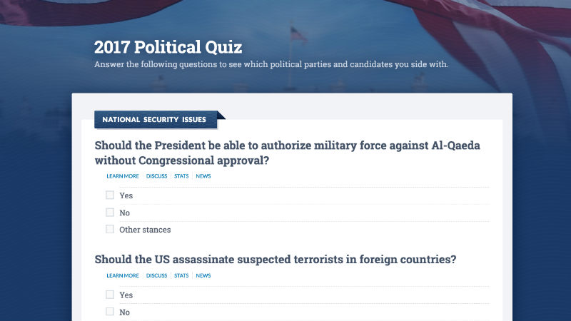 political-quiz