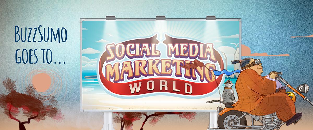 18 Epic Marketing Tips from Social Media Marketing World