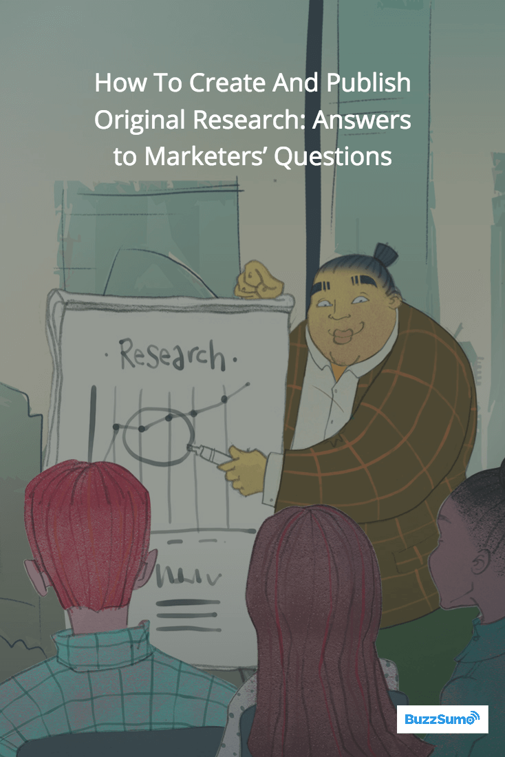 Original research represents a great opportunity to create engaging, effective content. See BuzzSumo and Mantis's how-tos and answers to common questions.