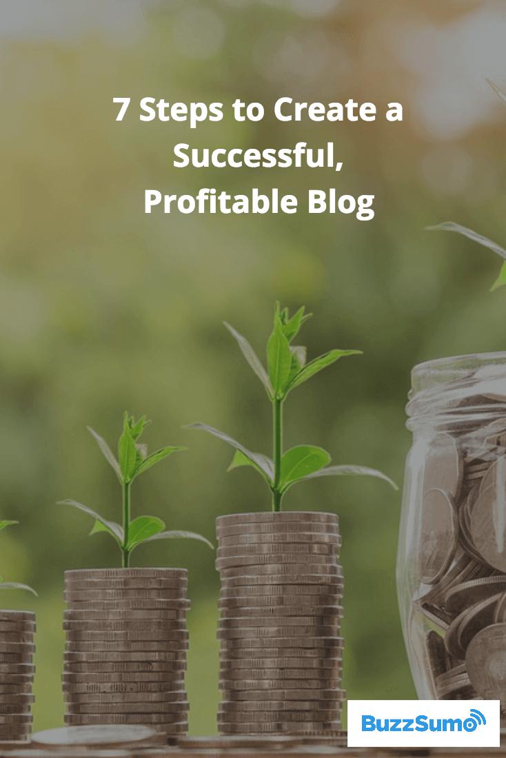 Steps Successful Blog Pinterest
