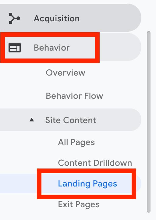 GA_report_landing_page_BuzzSumo_blog_post_ideas