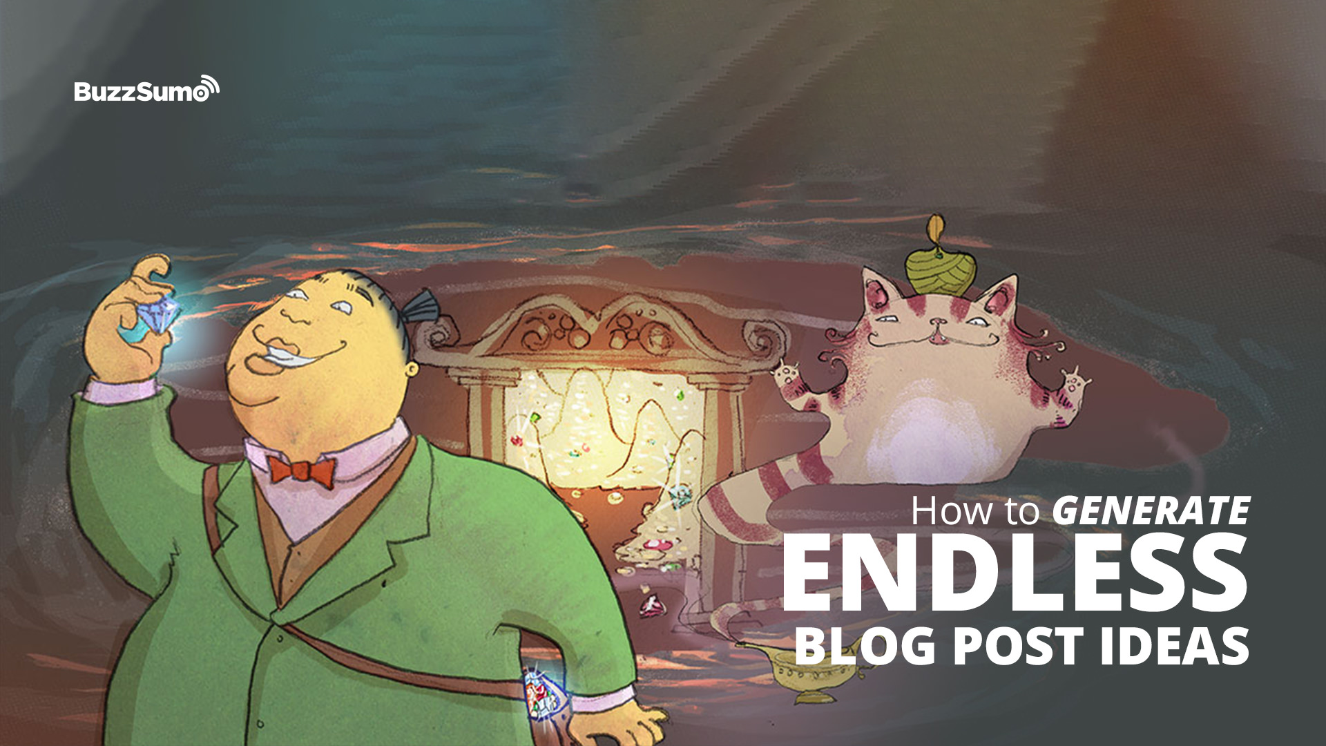 How to Generate Endless Blog Post Ideas for Content Marketing